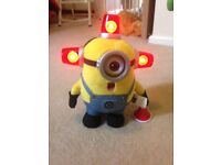 TALKING MINION EXCELLENT CONDITION £15