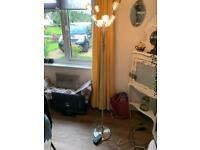 Decorative 'Tulip Effect' Floor Lamp