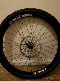 Halo wheels brand new