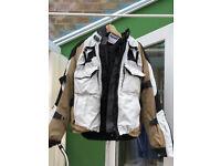 Revit Defender GTX Goretex Motorcycle Jacket