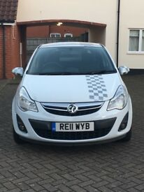 PERFECT FIRST CAR! VERY CHEAP TO INSURE/TAX & STANDOUT CHEQUERED DETAILING.