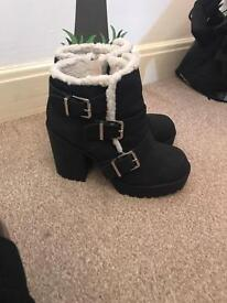 H&M boots. Size 5
