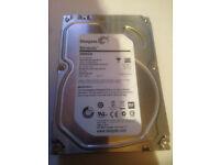 Seagate ST3000DM001 3000GB 3TB 7200RPM CC4B SATA internal hard drive
