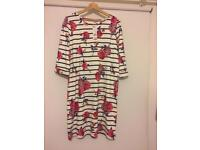 Ladies Dress Size 16. New With Tas