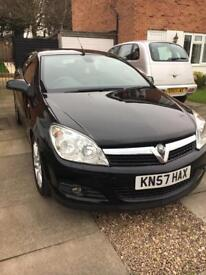 Vauxhall Astra twintop convertible 1.8