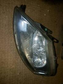 2003 Citroen C3 headlights