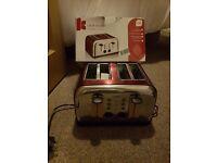 Logic kitchen 4 slice toaster