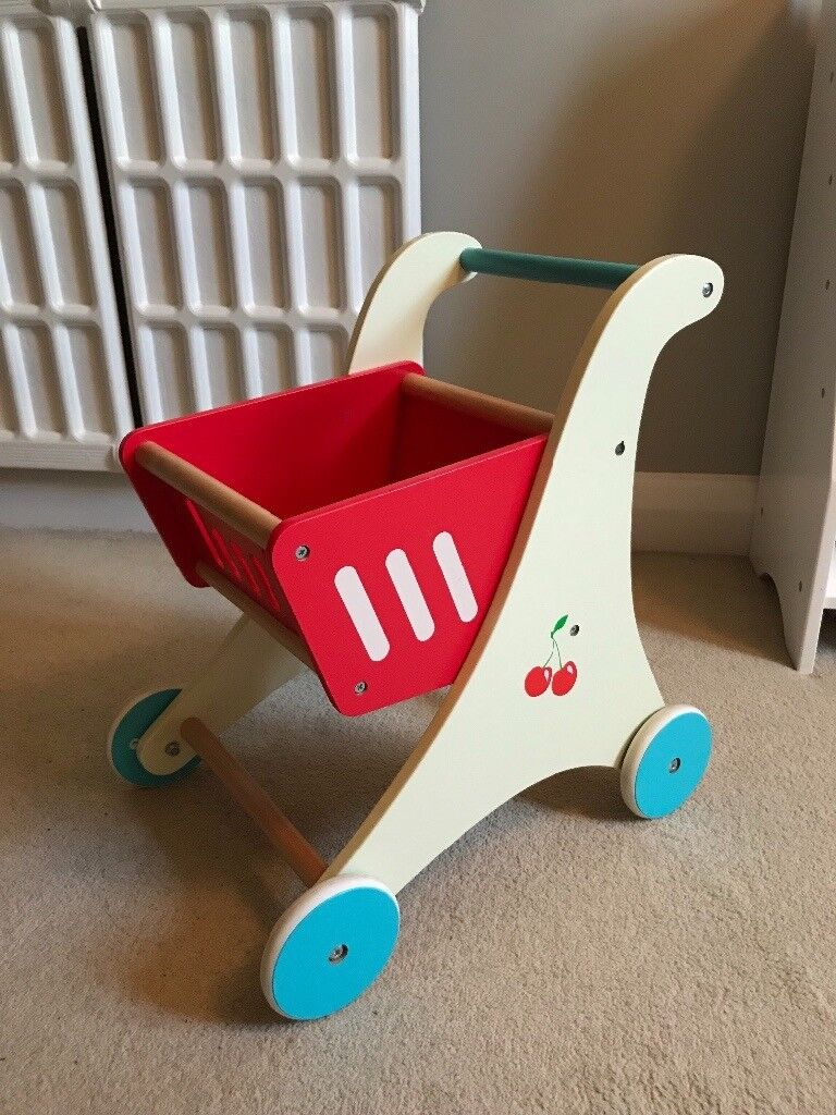 Wooden Shopping Trolley In Guildford Surrey Gumtree