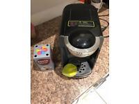 Tassimo pod hot drink machine