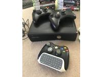 Xbox 360 with Kinect & 37 Games