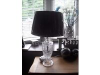 Table Lamp New With Tags