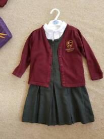 Perdiswell primary uniform