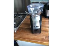 Dualit burr coffee grinder great condition.