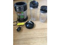Nutri ninja blender And coffee grinder