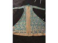 asian indian pakistani wedding dress
