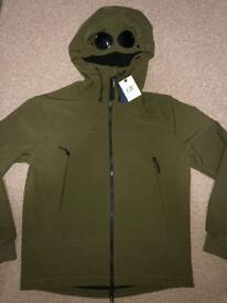 Mens northface x supreme world map jacket size large in sutton mens cp company khakibrownjacket size large gumiabroncs Choice Image