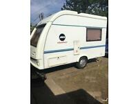 Abi venturer 2001 Cris Registered 3 Berth rare light weight