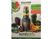 Nutripro 1200, juicer and smoothie maker