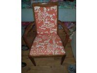 2 x G Plan Chairs