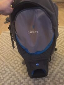 Littlelife Top of the range carrier