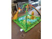 Baby Play Mat/ Play Gym - Fisherprice