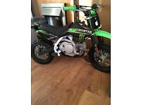 Ycf 50 pit bike, not pw50 pw80