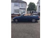 BMW, C330i, Convertible, Automatic, Full Leather Heated Seats, Remote Central Locking, Immobiliser