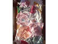 Brand new baby girl clothes bundle (0-3 months)