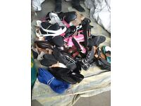 **GRADE A** Second Hand Shoes Wholsale in big quantity contact 07517 792963 MIXED UK QUALITY BRANDS