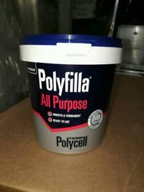 Filler, professional grade, brand new pot