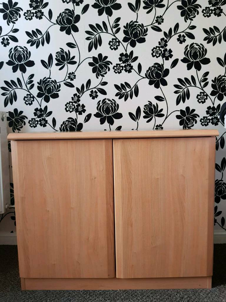 Pine wood coupboard pine wood cabinet chest of drawers