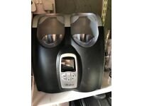 Electric double wine chiller operates each side used twice unwanted gift