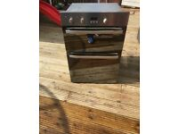 Hotpoint built in cooker