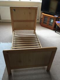 Mother Care Toddler Bed
