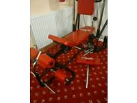 Multi Gym by Kettler.