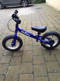 Children's bike star balance bike