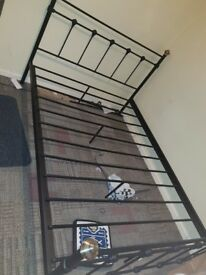 Double Bed Frame £30