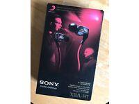 Sony XBA-H1 in-ear headphones