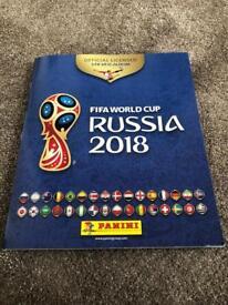 Panini World Cup Swaps