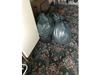3 large bags ladies clothing 16/18