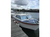 Cabin Cruiser for sale; ideal starter boat