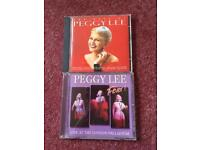 Peggy Lee cds