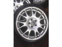 Audi alloy wheels A3