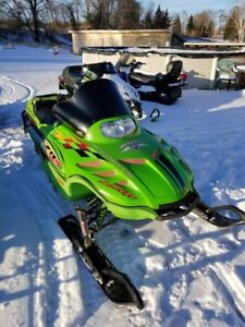99 arctic cat 700