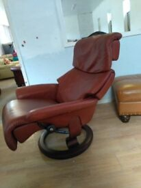 Ekornes Stressless armchair chair excl cond..Deliv Poss