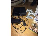 I'm selling a Xbox 360 bundle which come with 46 games 2 controllers original wires and chat pad