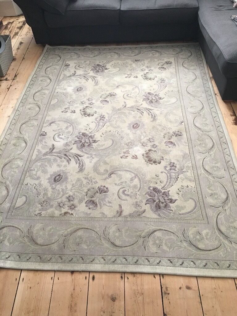 Laura Ashley Rugin Plymouth, DevonGumtree - Large Laura Ashley Rug for sale £15 Measurements 165 x 230 Email Oliver for further information