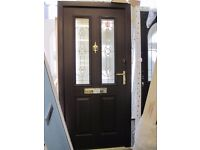 BRAND NEW Composite front door with Yale Digital Security Handle 1000 x 2070