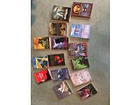 15 teenage books, variety of titles