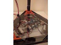 3D Printer - FLSUN Delta Printer - Everything you need to start printing!